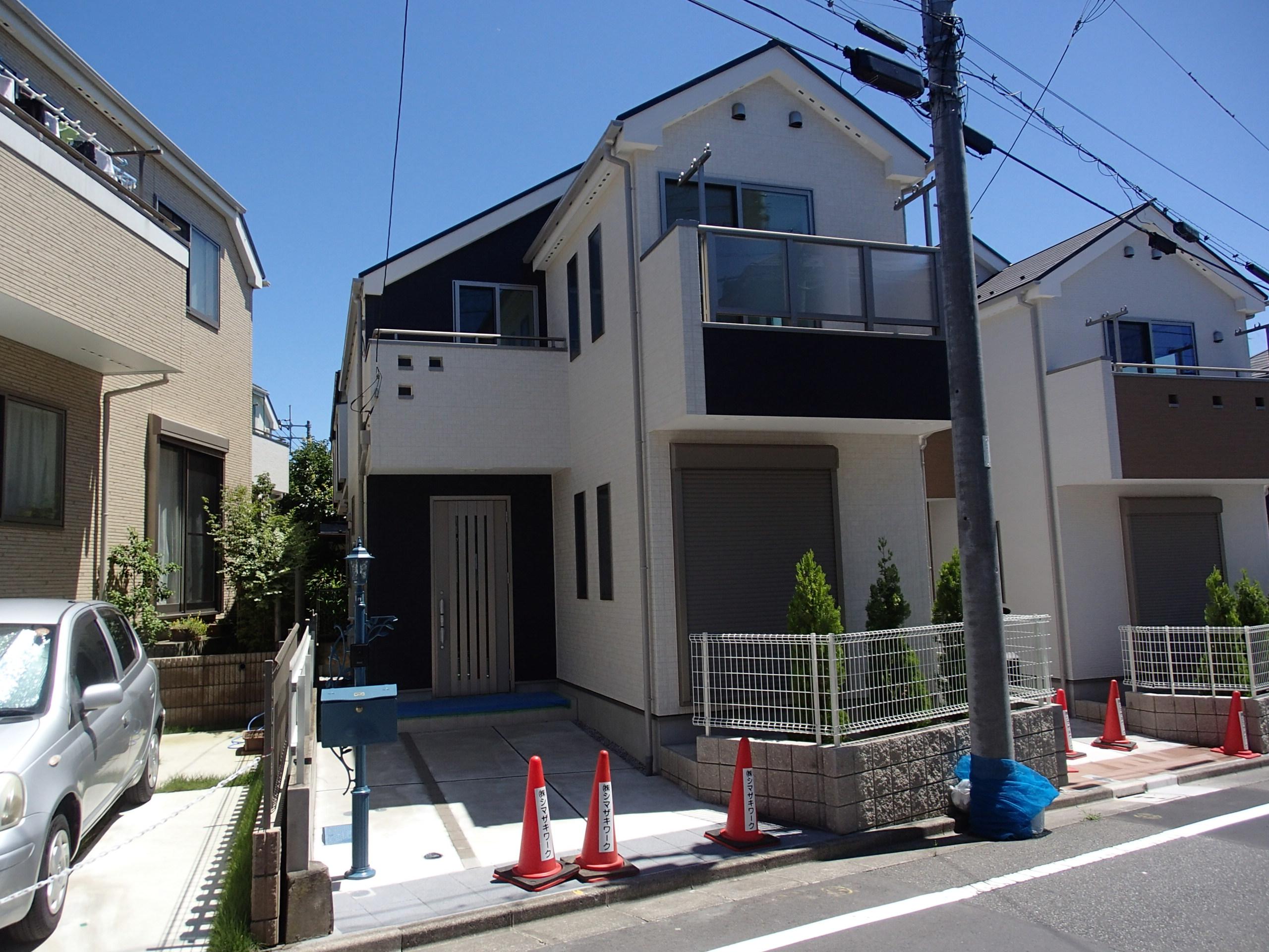 一戸建て住宅買うなら、新築戸建か中古戸建か?