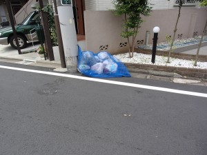 ゴミ集積保護ネット版