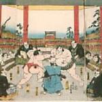 大相撲の構図