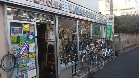 オンリーワンな自転車(店)との出会いヽ(´▽`)ノ