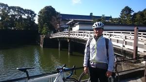 皇居、竹橋付近