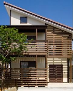 日本 木造