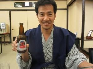 地ビール(宮島ビール)