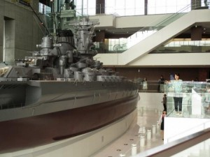 戦艦大和1/10モデル