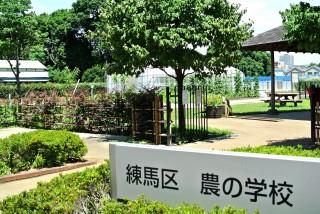 練馬区は「畑」と共存共栄できる街(^_^)/