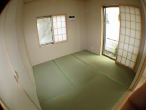 4.5畳和室、アタッチメントあり