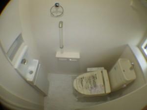 トイレは最適