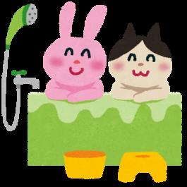 浴室2階の長所(^o^)