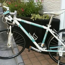 都内の移動手段、自転車が最強ですが・・・(>_