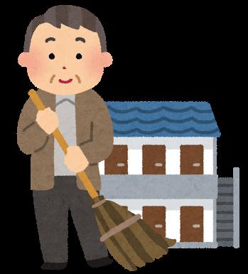 管理物件の工事について(^_^;)