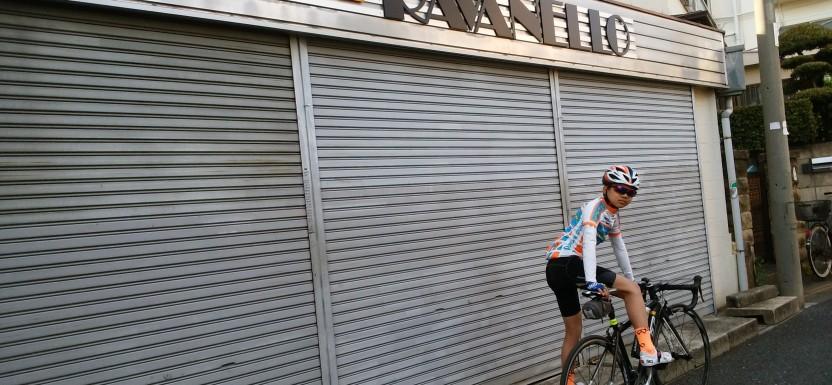 ロードバイクもDIY(>_<)