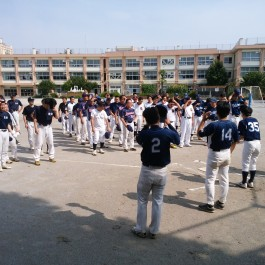 酷暑の中でも中西杯開催(^^)v