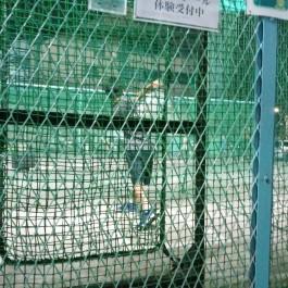 春日町バッティングセンター( ^_^)