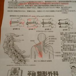 痛みの原因解明(^^)