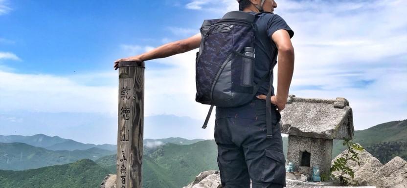 乾徳山(^^)