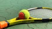 テニスラケット復活🎾