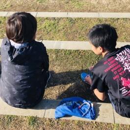 待たれる完成、練馬総合運動場(^^)