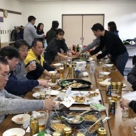 遅い新年会(^_^)