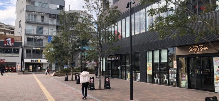 石神井公園駅の開発完成間近(^.^)