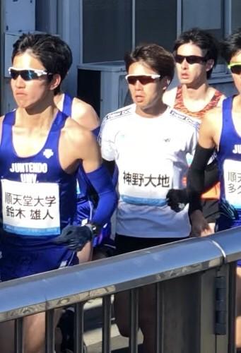 練馬こぶしハーフマラソン大会(^_^)