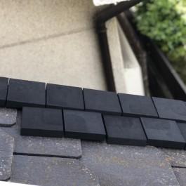 屋根に登る(^_^)