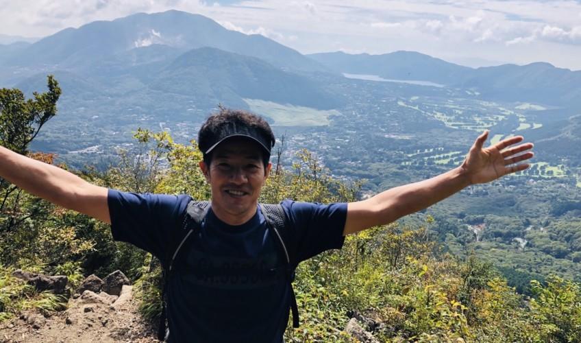 1年ぶり登山は、金時山^_^
