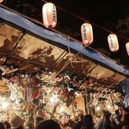 練馬大鳥神社の酉の市